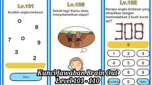 Oleh sebab itu, kami akan berbagi jawaban serta caranya agar dapat membantu kalian semua. Kunci Jawaban Game Brain Out Di Setiap Level Kunci Jawaban Brain Out 1 225 Tribun Pekanbaru