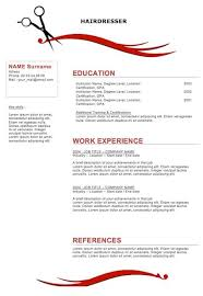 Cosmetology Resume Templates Cosmetology Resume Salon Manager Resume Sample  Unforgettable Templates