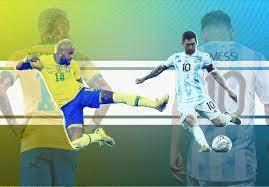 Argentina vs. Brazil is the Headline of ...