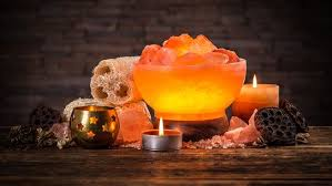 Himalayan Salt Lamp Hoax Mesmerizing FACT CHECK Do Salt Lamps Provide Multiple Health Benefits