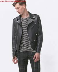 jacob leather jacket by jack london coats enlightening jackets black nz bjtuvx1348
