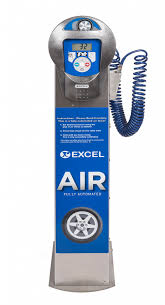 tire inflator gas station. classic series stainless steel tire inflator gas station