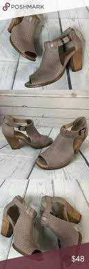 Paul Green Munchen Sandals Tan 5 5 6 Uk 3 Leather The Size
