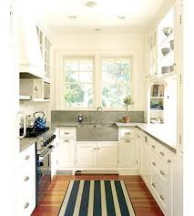 galley kitchen design ideas kitchen design i shape india for small space layout white