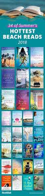 33 Of Summers Hottest Beach Reads Beach Reading Summer
