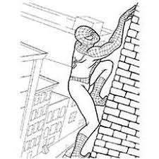 Small Picture Spider Man Coloring Print Outs Coloring Coloring Pages
