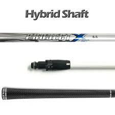 Titleist Shaft Flex Chart Project X Pxv 6 5 Extra Stiff Flex Hybrid Shaft W Titleist Tip 818 81816 915 913 Ebay
