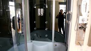 two person steam shower with whirlpool bathtub st 8808b