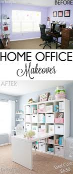 1000 ideas about office makeover on pinterest miss mustard seeds offices and home office budget friendly home offices