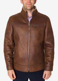 buffalo david bitton men s big tall faux leather jacket