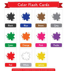 Learning is fun with these flash cards. Free Printable Color Flash Cards Download The Pdf At Http Flashcardfox Com Download C Flashcards For Kids Learning English For Kids English Lessons For Kids