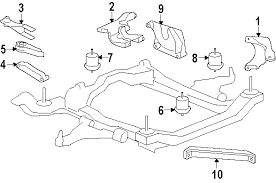2012 gmc acadia parts gm parts department buy genuine gm auto 5 shown see all 6 part diagrams