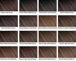 Valid Shades Of Black Hair Color Chart Shades Of Black Hair