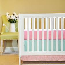 nursery pam grace creations bedding sets aqua peacock mix match 10 piece crib bedding