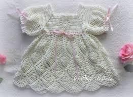 Crochet Baby Dress Pattern Cool Design Inspiration