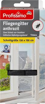 Profissimo Fliegengitter Anthrazit 1 St Dauerhaft Günstig Online