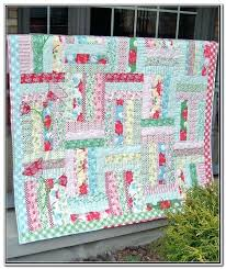 Jelly Roll Quilts Tutorial – co-nnect.me & Jelly Roll Quilt Patterns Free Moda Jelly Roll Jam 2 Quilt Tutorial Jelly  Roll 1600 Quilt ... Adamdwight.com