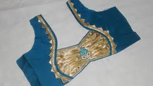 Beautiful Blouse Neck Designs Images Pin On Ladies Taioring Videos