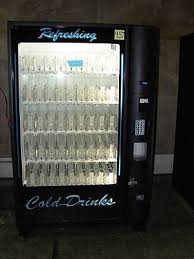 Used Soda Vending Machines Enchanting Vending Machines Collection On EBay