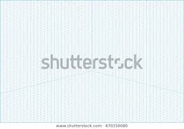 Vector Blue Wide Angle Isometric Grid Stock Vector Royalty