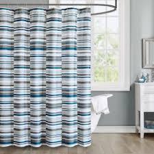 gray and blue shower curtain. intelligent design emmet printed shower curtain in blue gray and bed bath \u0026 beyond