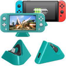 Dock Sạc Mini Dành Cho Máy Game Nintendo Switch Lite - Nintendo Nhãn hiệu  OEM