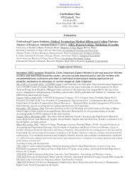 100 Resume Cover Letter Medical Free Medical Assistant