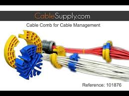 cat cabling jobs wiring diagram schematics info bundling ethernet cable the cable comb and terminating a