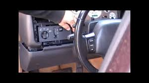 how to replace a jeep grand cherokee limited headlight switch how to replace a 1996 jeep grand cherokee limited headlight switch