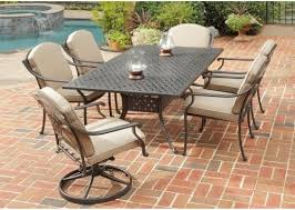 aluminum dining sets patio furniture. awesome cast aluminum outdoor dining sets patio furniture decoration news