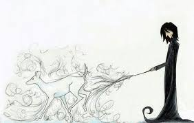 Image result for severus and lily doe arts