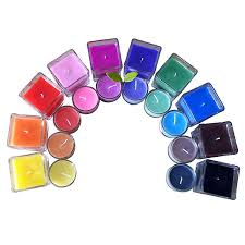 Us 0 78 31 Off 5g Diy Candle Dye Paints For 2kg Soy Wax Candle Oil Colour Coloring Dye Candle Making Supplies 8 Colors Candle Pigments Dye In Candle