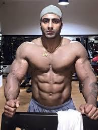 Varinder Ghuman Diet Chart Worlds First Vegetarian Body Builder Wrestler From India