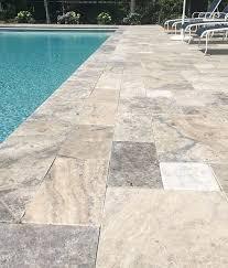 travertinesilverpool silver travertine patio23 patio
