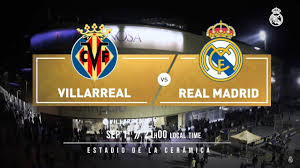 Villarreal vs Real Madrid Highlights ...