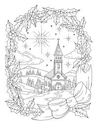 Christmas coloring pages for kids & adults to color in and celebrate all things christmas, from santa to snowmen to festive holiday scenes! Pin On Digital Stamps