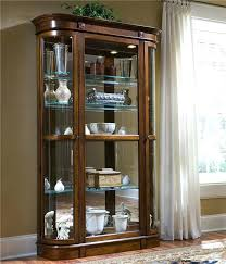 courier cabinet best curio images on antique furniture curio corner kitchen curio cabinet corner courier cabinet