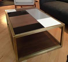 Gut Aussehend Custom Metal U2013 Modern Coffee Table Base Metal Table Base Kit  Modern Coffee Tables