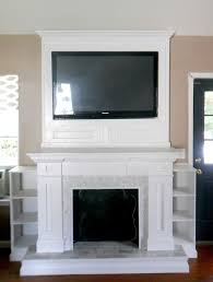 How To Make A Faux Marble Fireplace  How To Make And DoHow To Build A Faux Fireplace