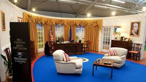 oval office picture. An Oval Office Replica In The U.K. Picture