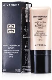 Givenchy Photo Perfexion Light Fluid Foundation Givenchy Photo Perfexion Light Fluid Foundation Spf 10