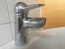 Hansgrohe Axor Allegroh Wasserhahn tropft Einfache Reparatur