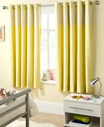 Yellow Curtains For Living Room Yellow Curtains For Bedroom Simple Bedroom With Yellow Chevron