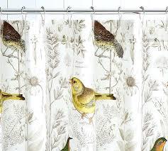 bird shower interesting bird shower curtaineadowlark print organic shower curtain pottery barn bird shower bird shower