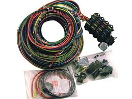 hot rod wiring harness universal solidfonts street rod wiring harness diagram solidfonts