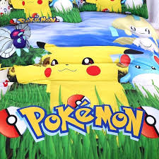 pokemon bedding set