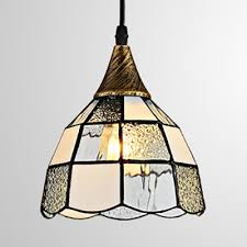 grid dome shade hanging light dining