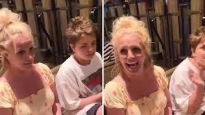Britney has two children, sean federline, 14 and jayden federline, 13. Kevin Federline Reacts After Son Jayden Spills Family Secrets About Mom Britney Spears On Instagram Daily Mail Online