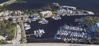 Intracoastal Waterway Mileage Chart Location Melbourne Harbor Marina In Indian River Lagoon