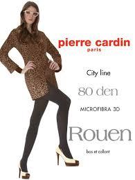 Колготки <b>Pierre Cardin</b> Cr Rouen <b>80</b>, цвет: Nero (черный). Размер ...